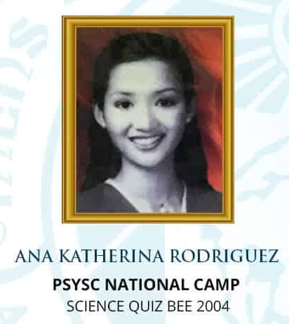 PSYSC National Camp Science Quiz Bee 2004